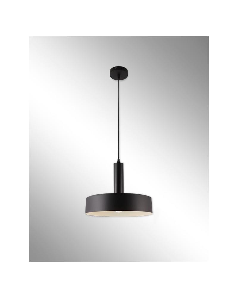 Lámpara Jarvis colgante negro