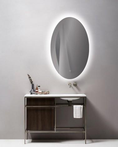 Espejo Ovalado Baño