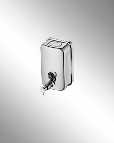 Dosificador de jabón a pared Round