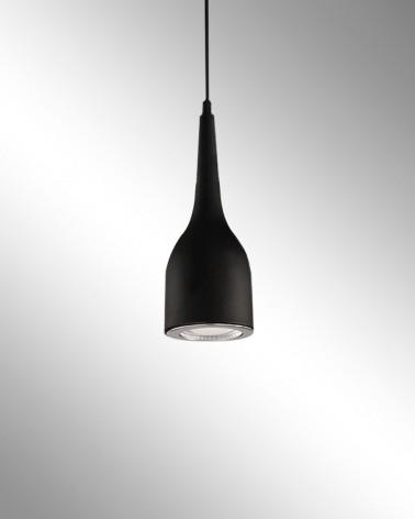 Lámpara Negra Tai Colgante