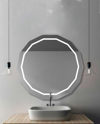 Espejo baño Plutón