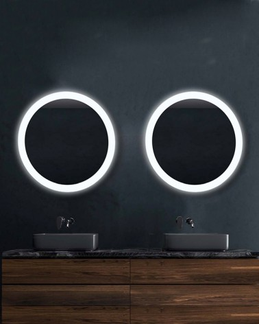 Espejo de baño Lumix