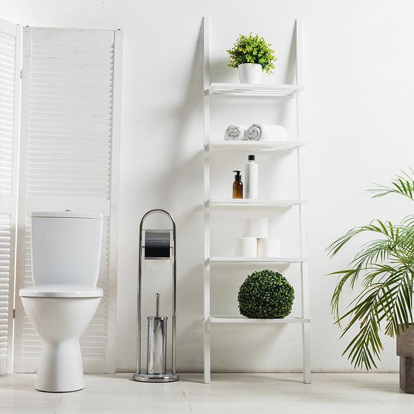 baño almacenaje