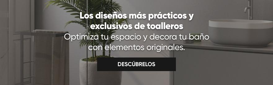 Los diseños más prácticos y exclusivos de toalleros