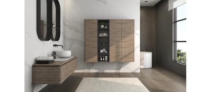 Menos es más: ideas minimalistas para baños