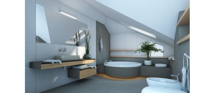 ¿Cuál es el mejor material para los muebles del baño?